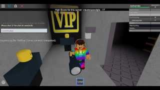Late Halloween Video: Paranormal Activity (Roblox)