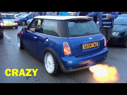 VWVortex com - Exhaust crackle and pops - entertaining or