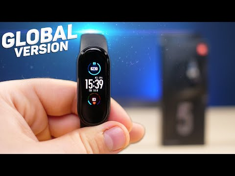 УРА! Xiaomi Mi Band 5 Глобальная Версия! Что изменилось? Стоит ли покупать? ОБЗОР