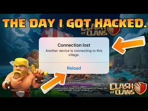 THE DAY MY CLASH OF CLANS VILLAGE GOT HACKED. I ALMOST LOST IT!! |Clash of Clans