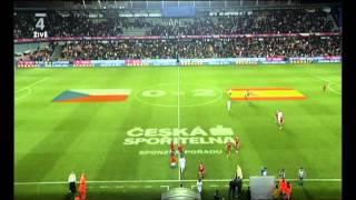 Czech Republic - Spain  0:2  (7.10.2011) Highlights