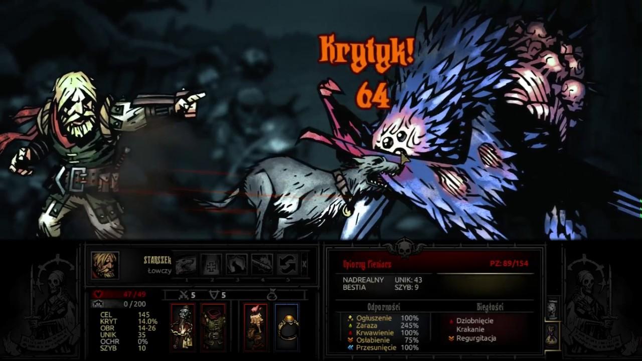 Darkest Dungeon Best Way To Defeat Shrieker Youtube