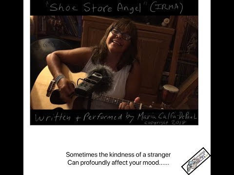 Shoe Store Angel (Irma)