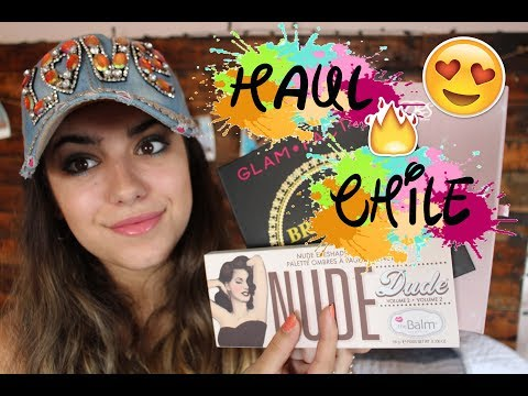 HAUL CHILE ♥ DBS Y REPUBLIC OF BEAUTY, BARATO Y BUENAS REPLICAS?