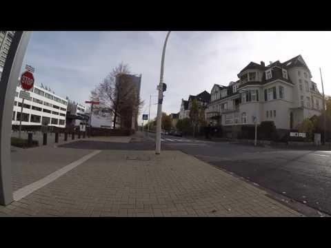 STREET VIEW: Bonn - ehemaliges Regierungsviertel in GERMANY