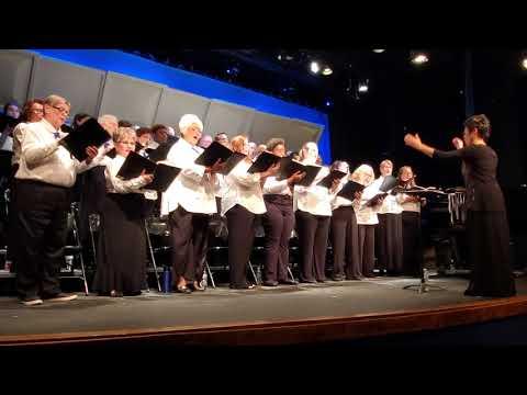 Coastal Carolina Community college Concert 11/24/2019