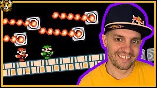 Is ANYTHING More Fun Than THIS? Multiplayer #3: Super Mario Maker 2