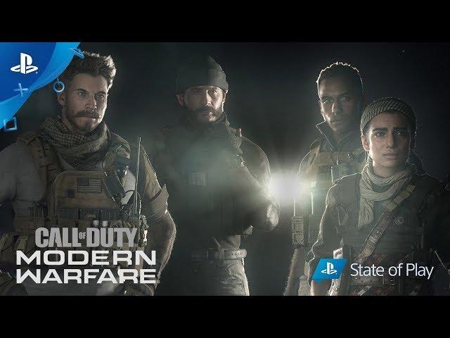 Call of Duty: Modern Warfare - Story Trailer | PS4