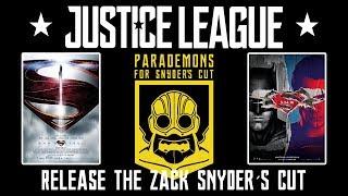 BEAUTIFUL LIE of JUSTICE LEAGUE - SNYDER CUT - DELETED SCENES - LIGA JUSTICIA - DARKSEID - SUPERMAN