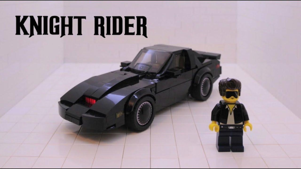 lego knight rider youtube. Black Bedroom Furniture Sets. Home Design Ideas