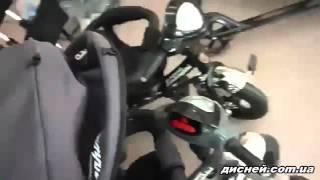 Детский Трехколесный велосипед Lamborghini Air L2 с фарой - дисней.com.ua