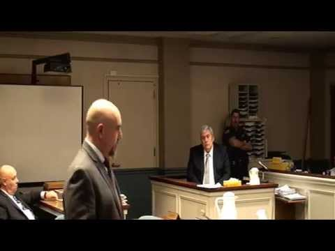 Stangeland Trial - Defendant Testifies - Part 3 - 4/30/15