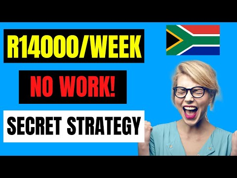 Earn R2000 Per Day DOING NO WORK (Make Money Online FAST & FREE In South Africa 2021)