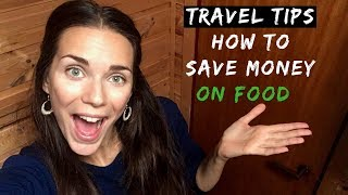 5 Things To Pack To Save Money On Food | Travel Tips