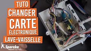 Changer Carte Electronique Lave Vaisselle