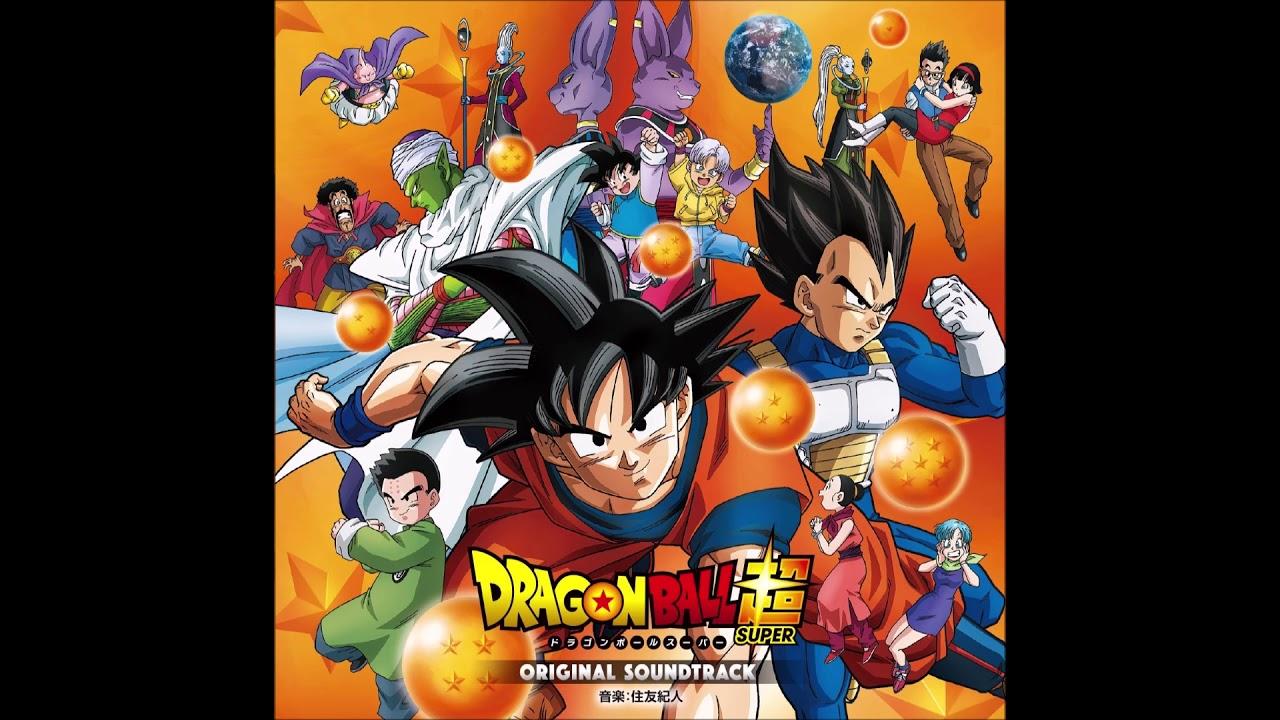 1.03 Dragon Ball Super OST: Confía en tí mismo #1