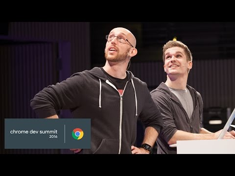 Supercharged: Live Coding Session (Chrome Dev Summit 2016)
