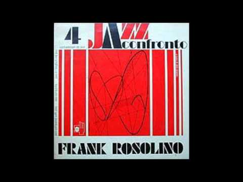 Frank Rosolino Trombone plays Close the door by Enzo Scoppa from Jazz Confronto 1973.