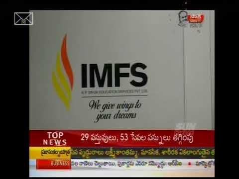 India's top overseas education  consultancy, IMFS launched in Hyderabad_SAKSHITv