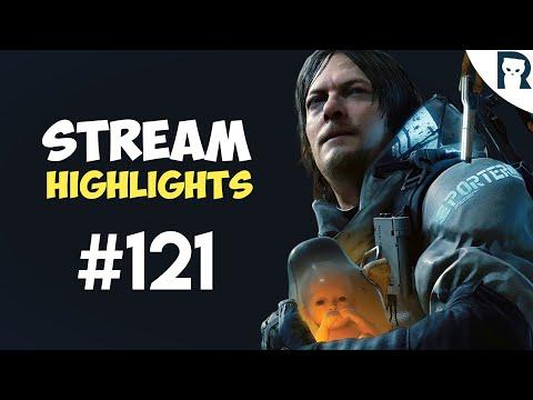 Death Stranding In 30 Minutes - Lirik Stream Highlights #121