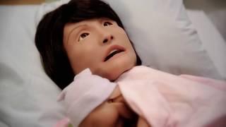 CAE Lucina Childbirth Simulator