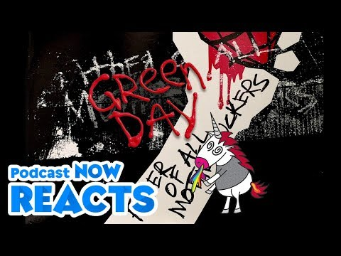 Green Day - Father Of All... REVIEW