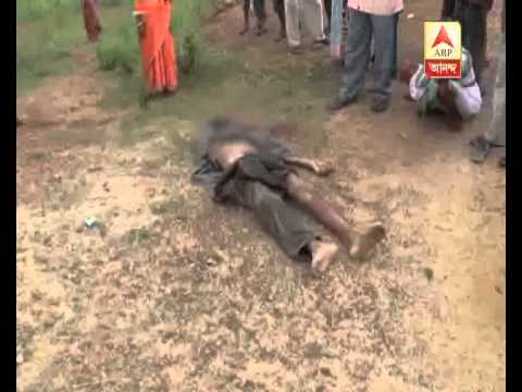Elephant Intrusion at shaltora of Bankura, 2 dead