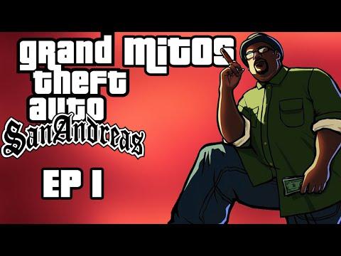 GTA San Andreas Mito #1: Fantasma de Big Smoke