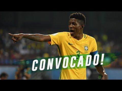 Zagueiro do Palmeiras é chamado por Tite para treinar com a Seleção