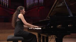 Hélène Tysman – Prelude in F sharp minor, Op. 28 No. 8 (second stage, 2010)