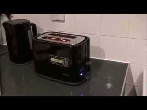 Prestige two slot toaster - fantastic toaster - product review