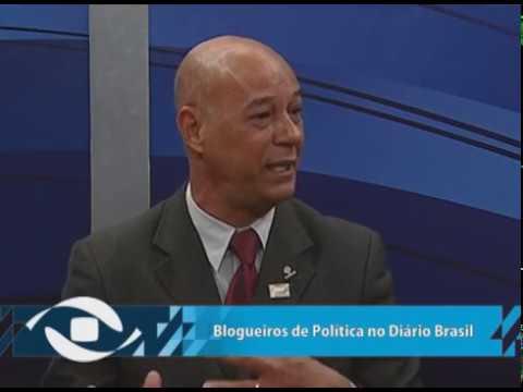 Poliglota no Programa Diário Brasil