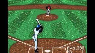 All Star Baseball 2001 (Game Boy Color)