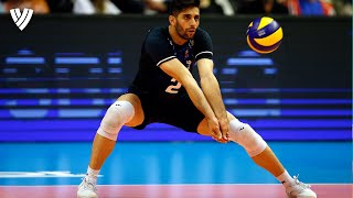 Brilliant Spikes of Milad Ebadipour! | OQT 2019 | Highlights Volleyball World