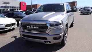 2019 Ram Limited Walk Around