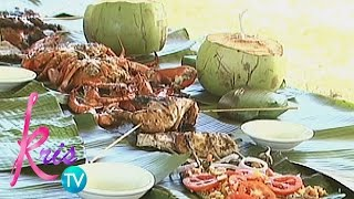 Kris TV: Kris tries boodle fight