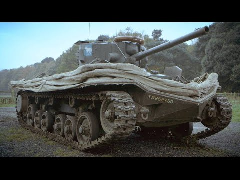 This Inventor Made the Famed DDay Swimming Tanks
