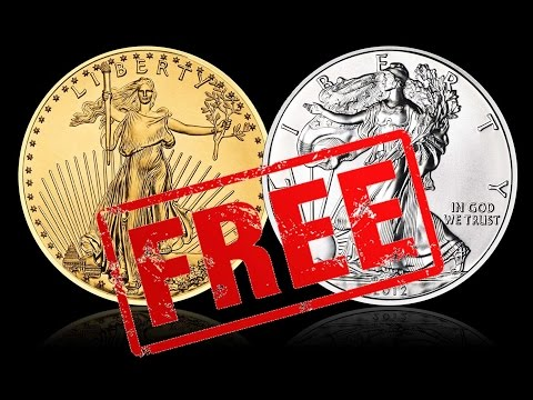 Using the Gold to Silver Ratio to get FREE Gold or Silver!!!
