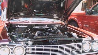 1964 Chevy Impala SS Two Door Hardtop Red WesleyChapel100216