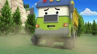 Робокар Поли - Приключение друзей - Спасибо, Клини (мультфильм 34 в Full HD)