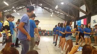 Baixar Equipe Azul, 2º's Anos. Gincana Francisco Pereira. 1ª Parte. Dança