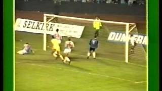 St.Mirren v Celtic 88-89 Scottish League Premier Division