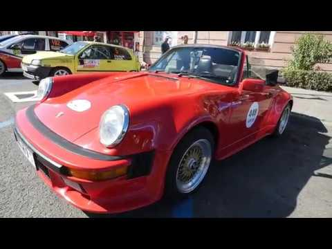120.000$ 300 HP 1988 Porsche 911 Turbo 930 Cabriolet Review and Street Race