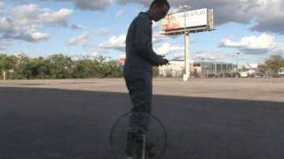 Propeller Powered Skateboard - Test Day!