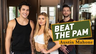 BEAT THE PAM - Playing Games with Austin Mahone | Pamela Rf