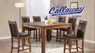Callaway Furniture - Kitchen, Dining Room Furniture - Furniture Store