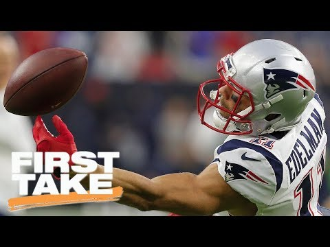 How the Patriots can make up for Julian Edelman's absence | First Take | ESPN