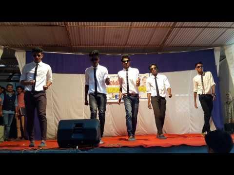 World Best MJ5 Dance  Performance 2k17