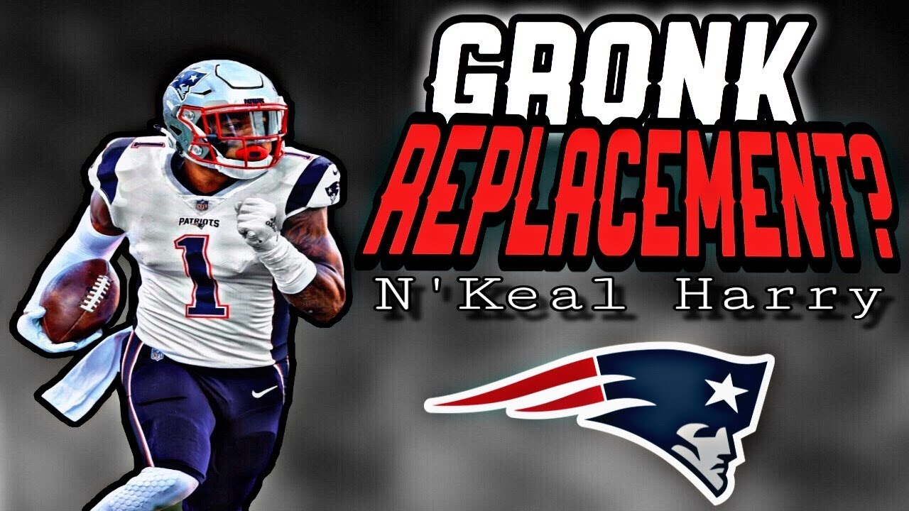 lowest price 571b6 50d31 N'Keal Harry will help the Patriots replace Rob Gronkowski