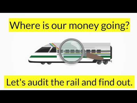 Audit the rail